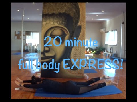 20 minute Full Body EXPRESS HIIT Workout!!!