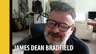 James Dean Bradfield interview (2020) about his new solo record EVEN IN EXILE YouTube Videos