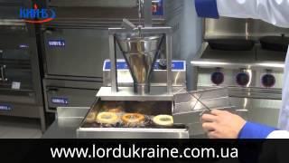 видео Рецепты пончиков для пончиковых аппаратов