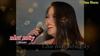 Karaoke Hạnh Phúc Lang Thang(Hồ Hoàng Yến)