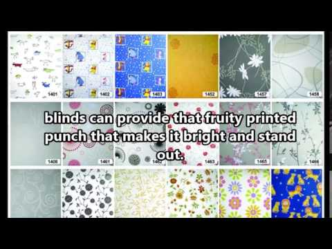 3 Passé Prints You Should Mix When Going For Custom Made Blinds
