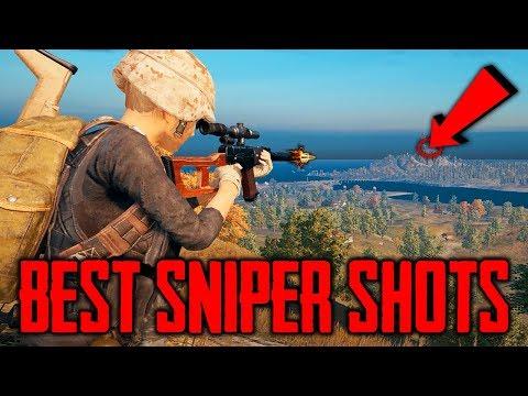 The Greatest PUBG Sniper Shots Of 2017