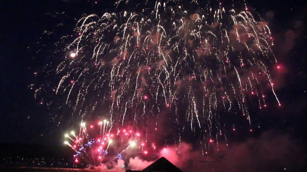 The British Firework Championships 2016 Smart Pyrotechnics