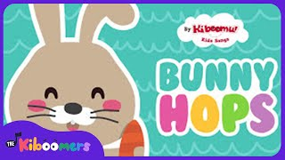 The Way the Bunny Hops | Easter Songs for Children | Easter Bunny Songs for Kids