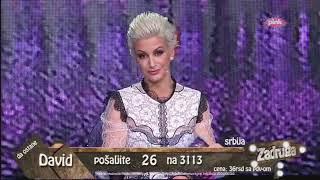 Zadruga 2   Biljana Priča O Aleksandri I Davidu   11.11.2018.