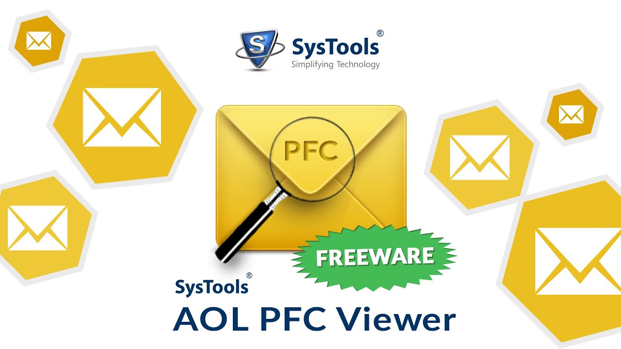 SysTools AOL PFC Viewer