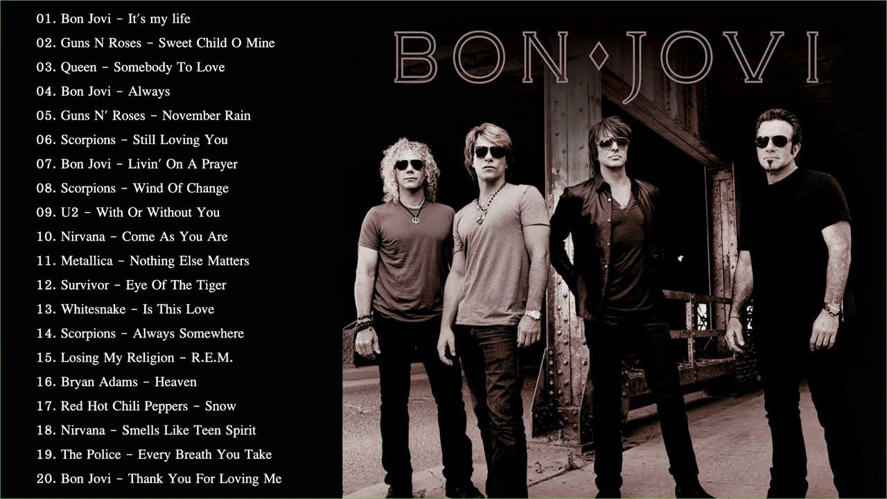 Rock Music 80s & 90s | Best Classic Rock Songs Of 80s 90s | Rock Hits Playlist
