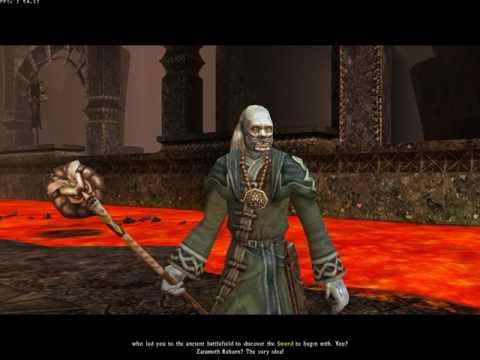 Dungeon Siege 2 - End Boss - Valdis  