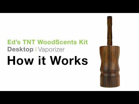 Ed's TNT WoodScents Kit Tutorial