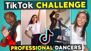 Baixar Professional Dancers React To And Try Tik Tok Dances