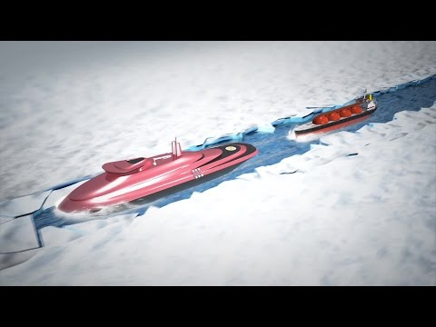 Russia builds new nuclear-powered icebreaker