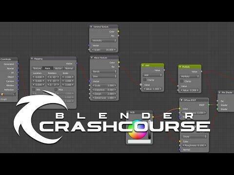Node Editor Basics