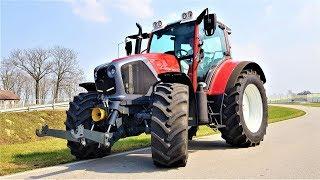 Lindner Geotrac 134EP - Rolnik Szuka Traktora ||36 (Pełna Prezentacja / Walkaround)