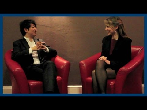 Lang Lang   Interview   Oxford Union