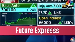 Bajaj Auto Starts Trading At 3001.00| Future Express