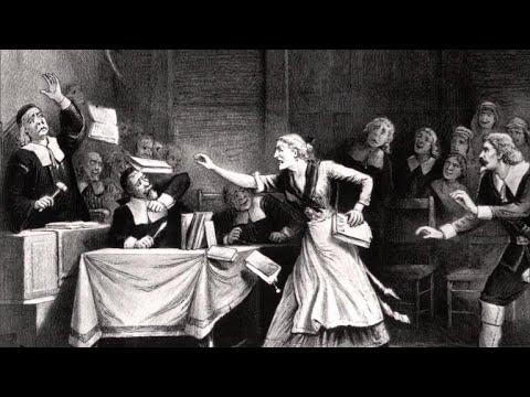 Almanac: The Salem witch trials