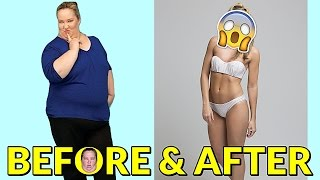 MAMA JUNE & 12 Reality TV stars weight loss transformations