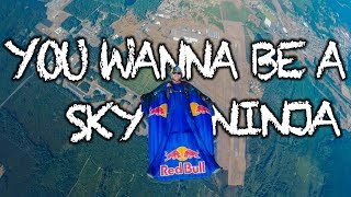YOU WANT TO BE A SKY NINJA?!