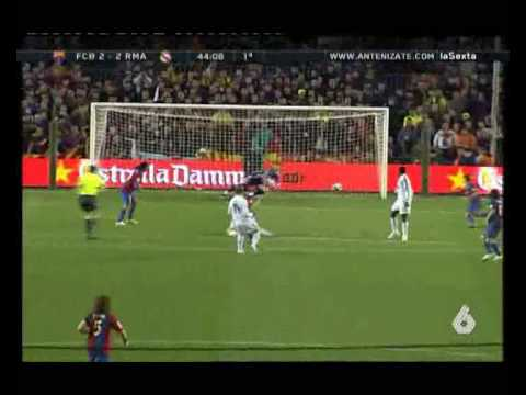 FC Barcelona 3 - 3 Real Madrid - Fantastic Gran Derbi Europa