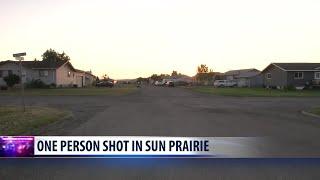 1 person shot in Sun Prairie