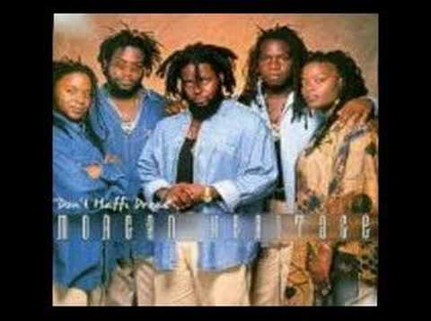 Morgan Heritage-I Know**NEW 2008**