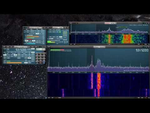 Radio Cairo Egypt bad carrier 9315 kHz