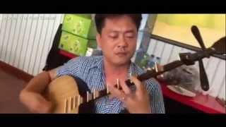 CHÂN QUÊ - Hát bằng Chầu Văn | Nsut Đình Cương quá hay