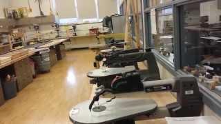 Middle School Technology Shop / Course Tour