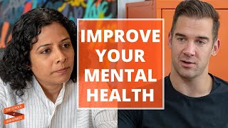 The SURPRISING Way To IMPROVE MENTAL HEALTH | Preethaji & Lewis Howes