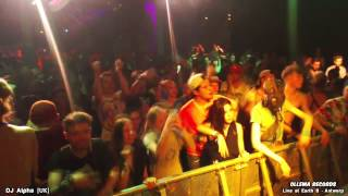 DJ Alpha Live at Earth B