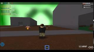 ROBLOX - Episode 1 - Battle Me vs my brother