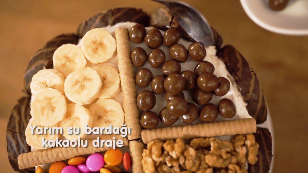 Bonibonlu Pasta Videosu