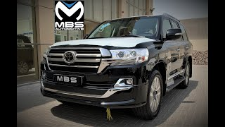 Most Exclusive Toyota Land Cruiser 200 VXS 5.7 MBS Autobiography