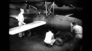 USAAF Tests Captured Nazi Ram Jet Buzz Bomb July 1945