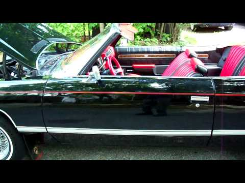 1974 Caprice Convertible ( SOLD )