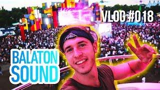 BALATON SOUND (így csempésztünk be piát)   VLOG #018