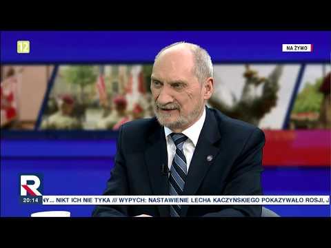 A.Macierewicz: ustawa 447 nie powinna dotyczyć Polski 24.04.2018