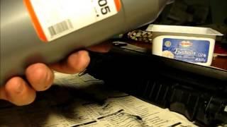 Заправка тонером картриджа Canon 725, HP 85A для лазерного принтера(, 2014-12-04T01:55:34.000Z)