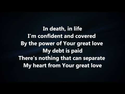 One Thing Remains - Passion Worship Band w/ Lyrics