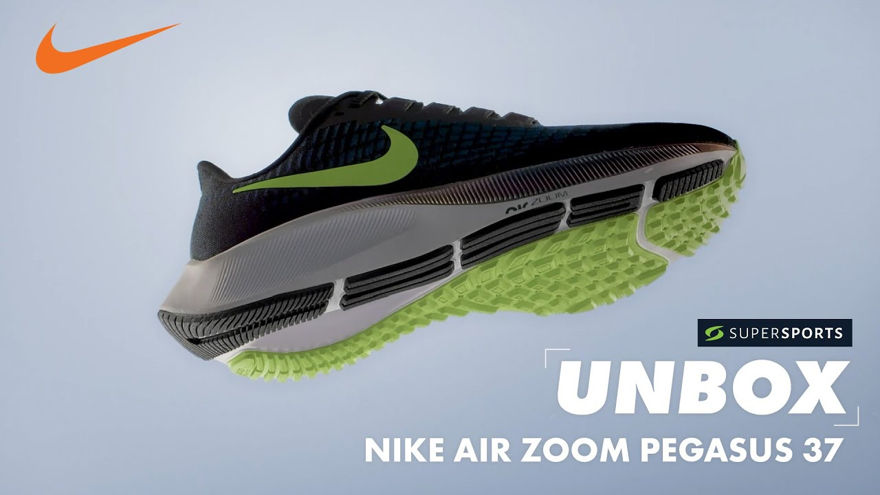 #UNBOX NIKE AIR ZOOM PEGASUS 37