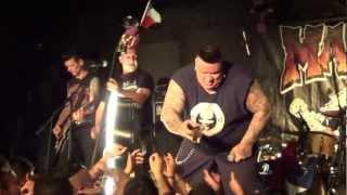 Mad sin - Revenge (Chile 2013)