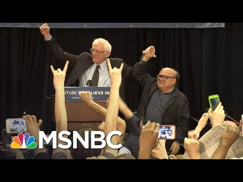 Celebrity Endorsement Impact On Political Races | Morning Joe | MSNBC