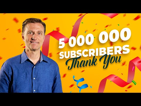 I Hit 5 Million Subscribers! Thank You!!!