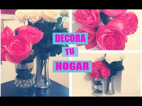 Diy decora tu casa facil y barato youtube - Decora tu casa barato ...
