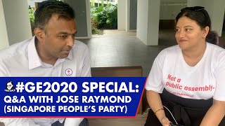 Ep 24: #ge2020 Special - Ig Live Q&a With Jose Raymond