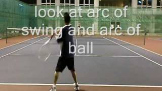How to Hit a Killer LOOP Forehand