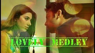 Mahira and Fawad    Ashar & khirad    Lovely Medley