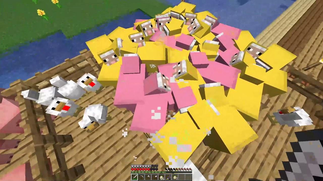 Dream Minecraft Block Shuffle Live Youtube