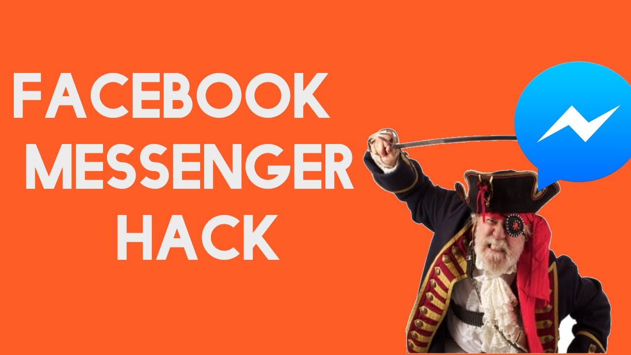 Facebook and Messenger Trick : Pirates.