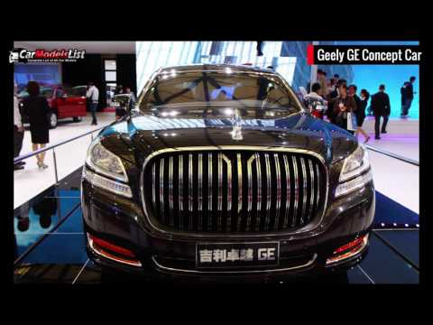 All Geely Models | Full list of Geely Car Models & Vehicles